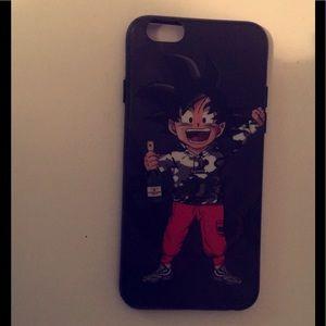 Dragon ballz  iPhone 6 case